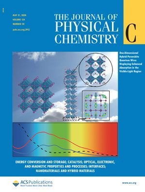 Journal of Physical Chemistry C: Volume 124, Issue 20