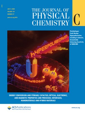 Journal of Physical Chemistry C: Volume 124, Issue 27