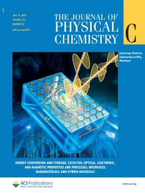Journal of Physical Chemistry C: Volume 124, Issue 28