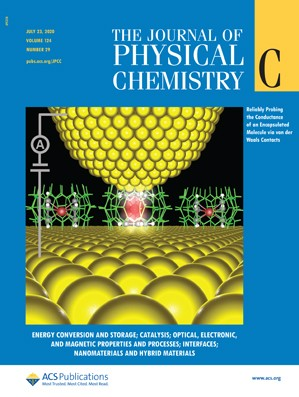 Journal of Physical Chemistry C: Volume 124, Issue 29
