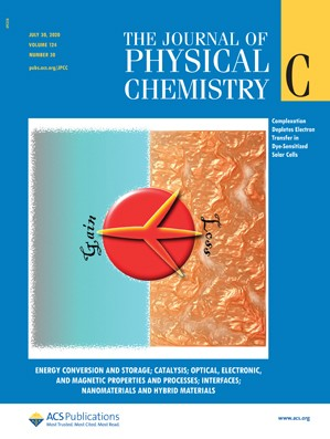 Journal of Physical Chemistry C: Volume 124, Issue 30
