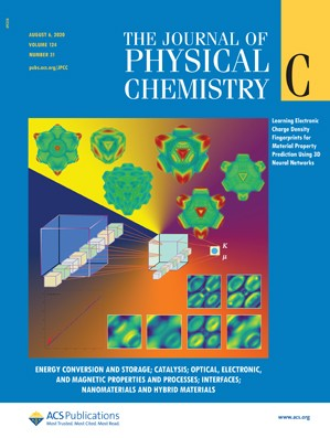 Journal of Physical Chemistry C: Volume 124, Issue 31