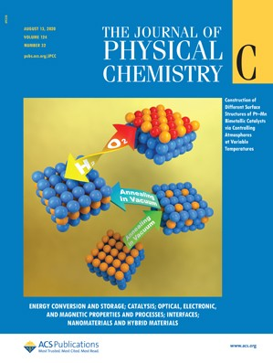 Journal of Physical Chemistry C: Volume 124, Issue 32