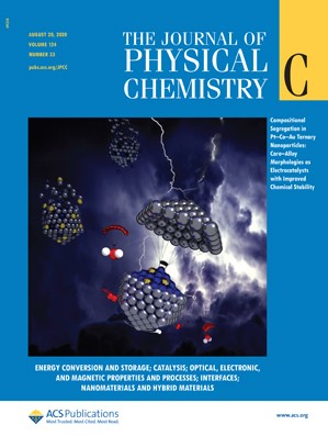 Journal of Physical Chemistry C: Volume 124, Issue 33