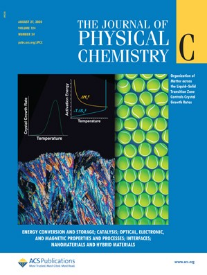 Journal of Physical Chemistry C: Volume 124, Issue 34