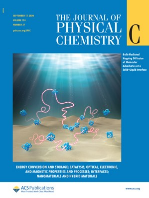 Journal of Physical Chemistry C: Volume 124, Issue 37