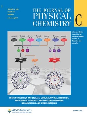Journal of Physical Chemistry C: Volume 124, Issue 5