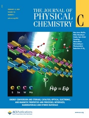 Journal of Physical Chemistry C: Volume 124, Issue 6