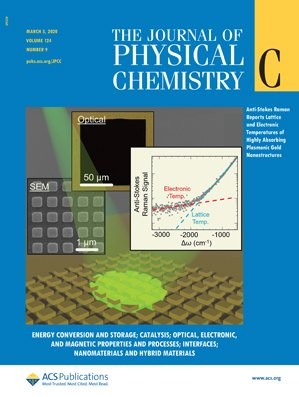 Journal of Physical Chemistry C: Volume 124, Issue 9