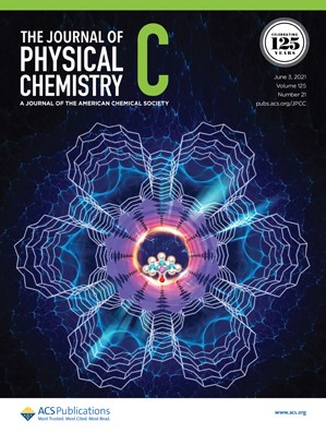 Journal of Physical Chemistry C: Volume 125, Issue 21