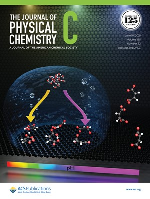 Journal of Physical Chemistry C: Volume 125, Issue 22