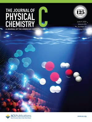 Journal of Physical Chemistry C: Volume 125, Issue 23