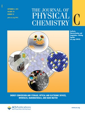 Journal of Physical Chemistry C: Volume 118, Issue 35