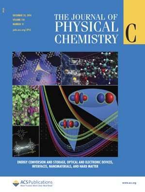 Journal of Physical Chemistry C: Volume 118, Issue 51
