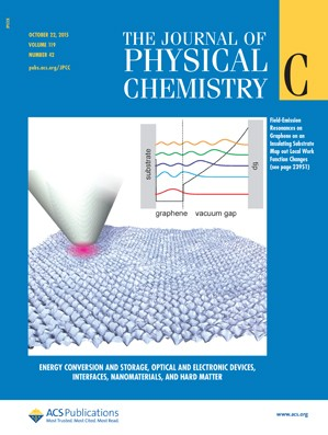 Journal of Physical Chemistry C: Volume 119, Issue 42