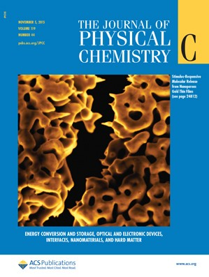 Journal of Physical Chemistry C: Volume 119, Issue 44