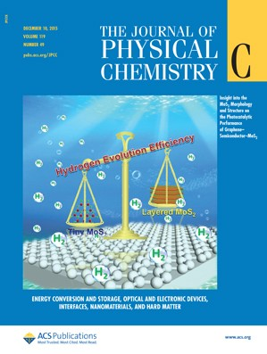 Journal of Physical Chemistry C: Volume 119, Issue 49