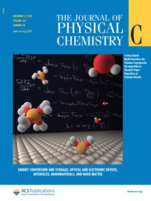 Journal of Physical Chemistry C: Volume 119, Issue 50