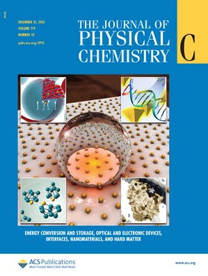 Journal of Physical Chemistry C: Volume 119, Issue 52