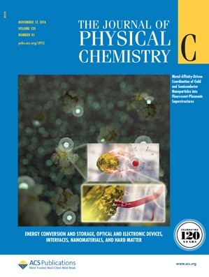 The Journal of Physical Chemistry C: Volume 120, Issue 45