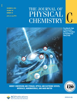 The Journal of Physical Chemistry C: Volume 120, Issue 48