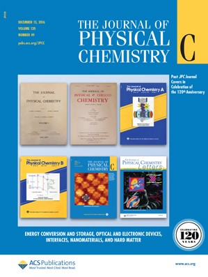 The Journal of Physical Chemistry C: Volume 120, Issue 49