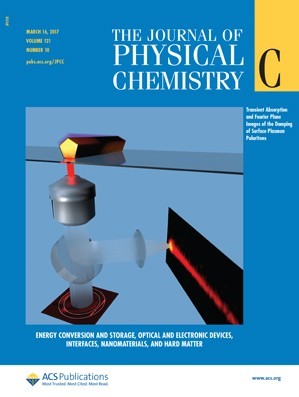 Journal of Physical Chemistry C: Volume 121, Issue 10