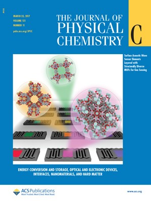 Journal of Physical Chemistry C: Volume 121, Issue 11