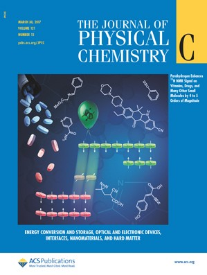 Journal of Physical Chemistry C: Volume 121, Issue 12