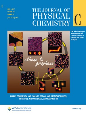 Journal of Physical Chemistry C: Volume 121, Issue 17