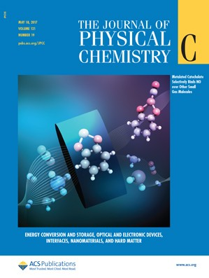 Journal of Physical Chemistry C: Volume 121, Issue 19