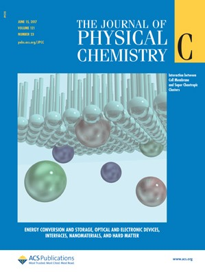 Journal of Physical Chemistry C: Volume 121, Issue 23