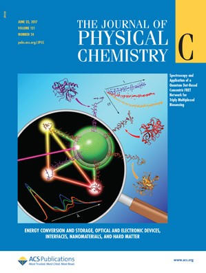 Journal of Physical Chemistry C: Volume 121, Issue 24