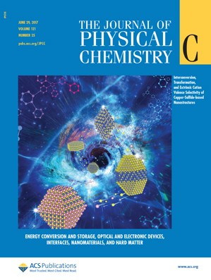 Journal of Physical Chemistry C: Volume 121, Issue 25