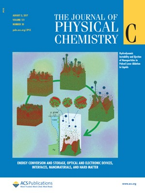 Journal of Physical Chemistry C: Volume 121, Issue 30