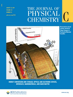 Journal of Physical Chemistry C: Volume 121, Issue 31