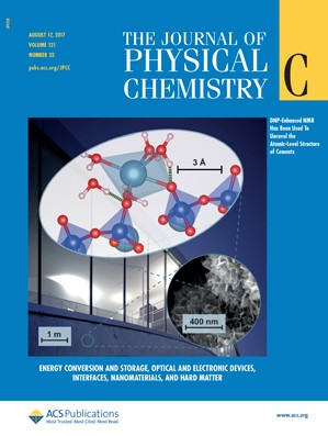 Journal of Physical Chemistry C: Volume 121, Issue 32