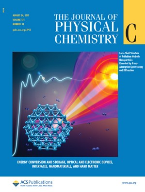Journal of Physical Chemistry C: Volume 121, Issue 33