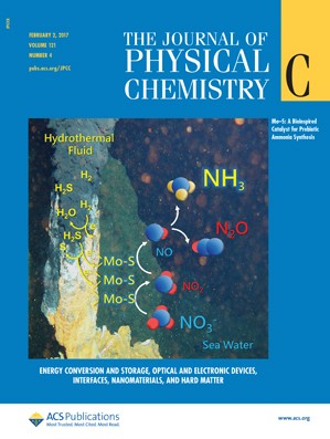 The Journal of Physical Chemistry C: Volume 121, Issue 4