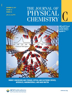 Journal of Physical Chemistry C: Volume 121, Issue 46