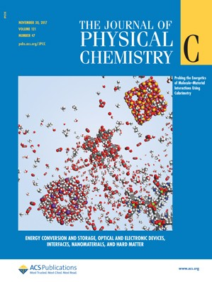 Journal of Physical Chemistry C: Volume 121, Issue 47