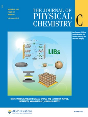 Journal of Physical Chemistry C: Volume 121, Issue 50