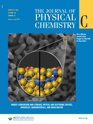Journal of Physical Chemistry C: Volume 122, Issue 10