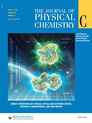 Journal of Physical Chemistry C: Volume 122, Issue 14