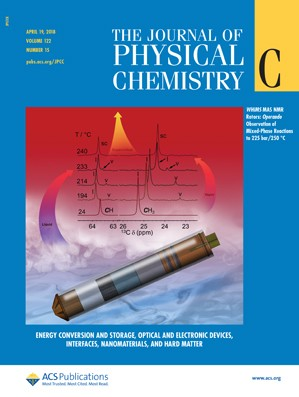 Journal of Physical Chemistry C: Volume 122, Issue 15