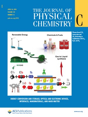 Journal of Physical Chemistry C: Volume 122, Issue 16