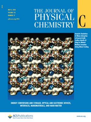 Journal of Physical Chemistry C: Volume 122, Issue 17