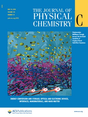 Journal of Physical Chemistry C: Volume 122, Issue 18