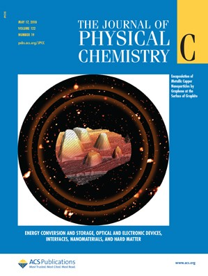 Journal of Physical Chemistry C: Volume 122, Issue 19