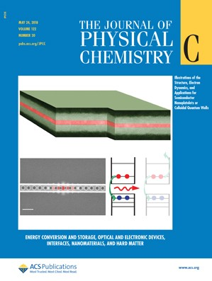Journal of Physical Chemistry C: Volume 122, Issue 20